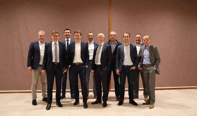 RIJSSEN - De SGP-kandidaten die die volgend jaar meedoen aan de gemeenteraadsverkiezingen in Rijssen-Holten.