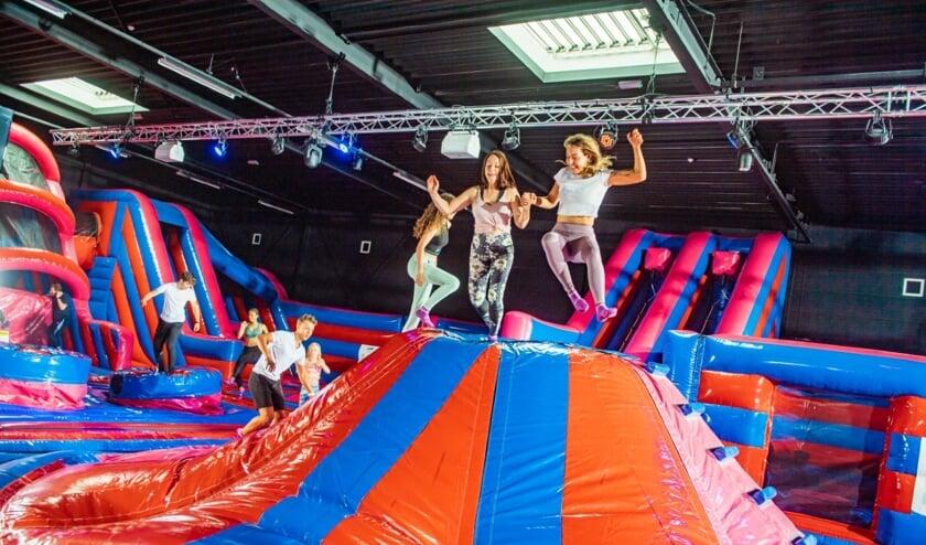 <p>Bounce Valley gaat op 16 oktober open in Enschede.</p>