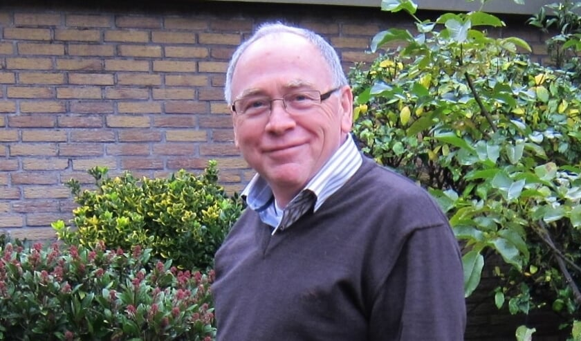<p>Freek Nieuwenhuis, secretaris van de voormalige KRR.</p>