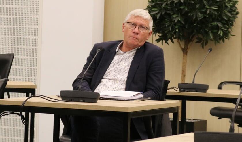 <p>CU-fractievoorzitter Jan Berkhoff wil het beeld van de stadsomroeper een betere plek geven.&nbsp;</p>