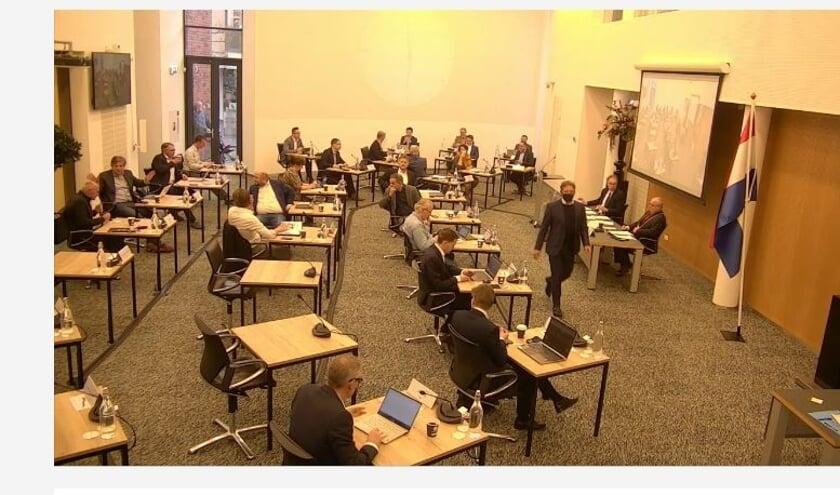 <p>&nbsp;De gemeenteraad van Rijssen-Holten vergaderde in de dialectmaand maart in het plat.</p>