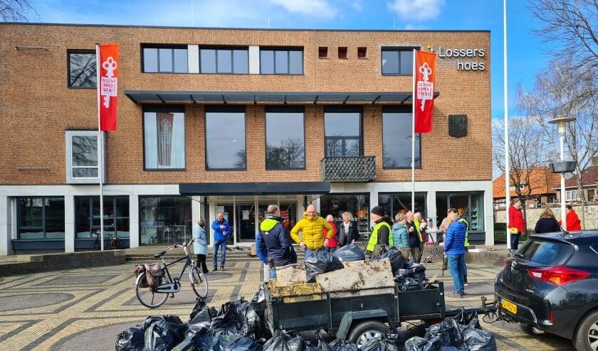 <p>In heel Twente worden weer opruimacties gehouden om zwerfafval uit de openbare ruimte te halen.</p>