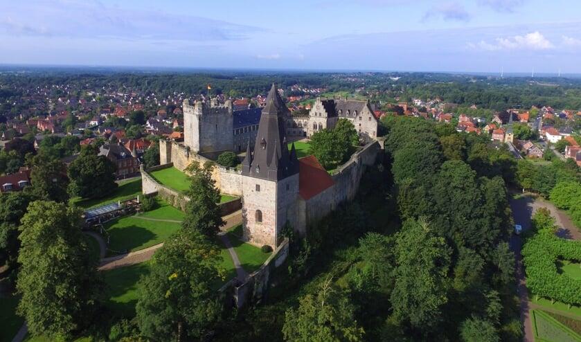 <p>Bad Bentheim</p>