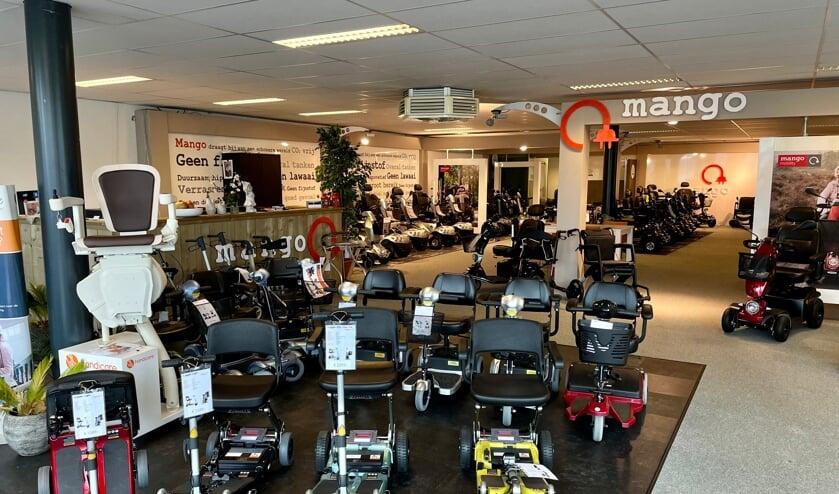 <p>Mango Almelo is d&eacute; mobiliteitsspecialist in de regio. Of u nu komt voor een scootmobiel, rollator, rolstoel of ander hulpmiddel, Mango Almelo levert uitstekende service en goed advies.</p>
