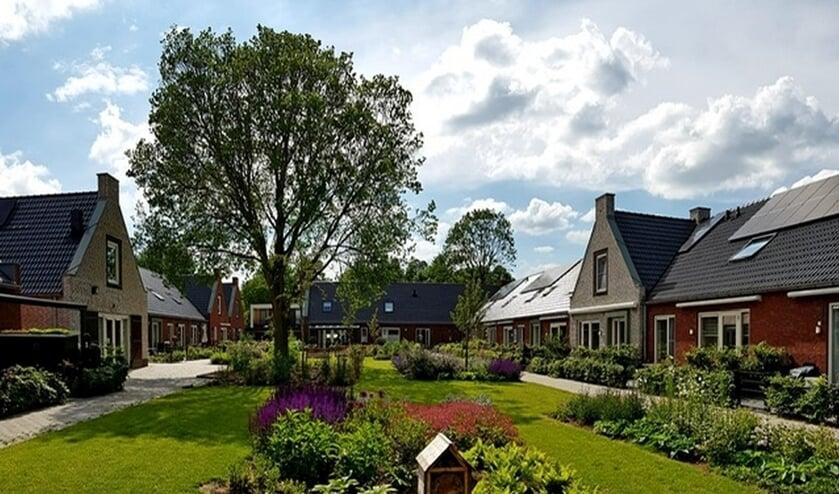 <p>Knarrenhof te Zwolle</p>