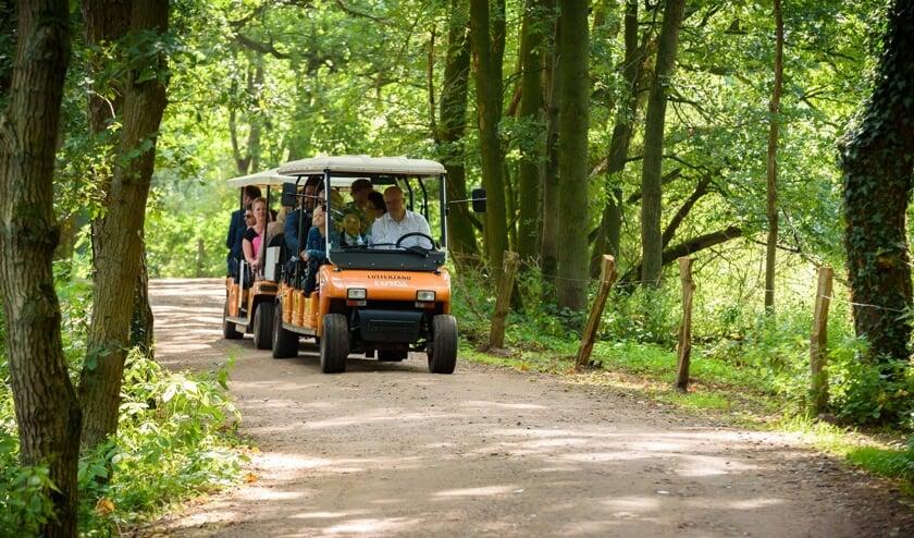 <p>Ontdek de mooie natuur op het Lutterzand &eacute;n het rijke smokkelverleden in langs de grens in Overdinkel. Leuk uitje voor het hele gezin.</p>
