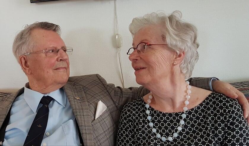 <p>Hens en Trinette van Enst waren deze week zestig jaar getrouwd.&nbsp;</p>