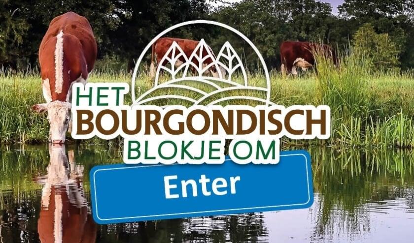 <p>Het Bourgondisch Blokje om Enter brengt u nog dichter bij de natuur door het eten &#39;bij de boer&#39;.</p>