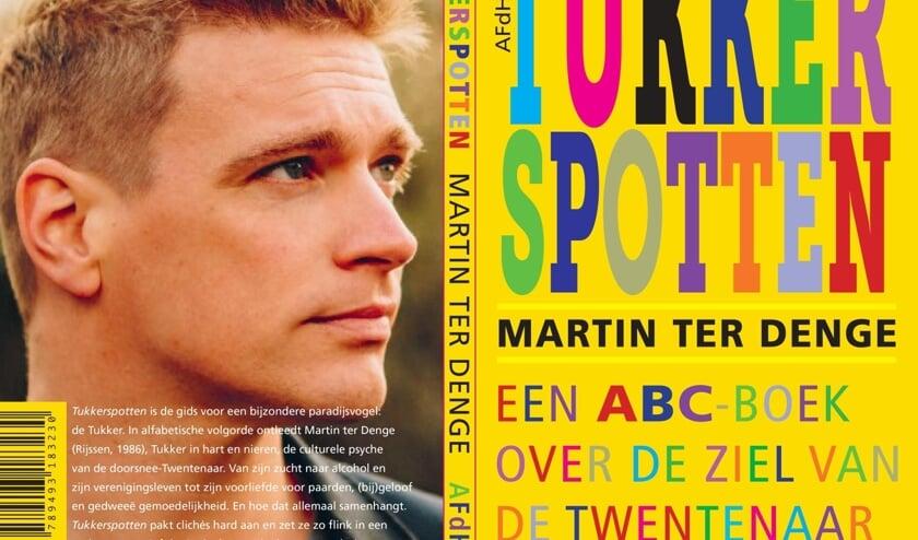 <p>Het nieuwe boek Tukkerspotten van Martin ter Denge wordt op 24 juli gepresenteerd via Facebook Live</p>