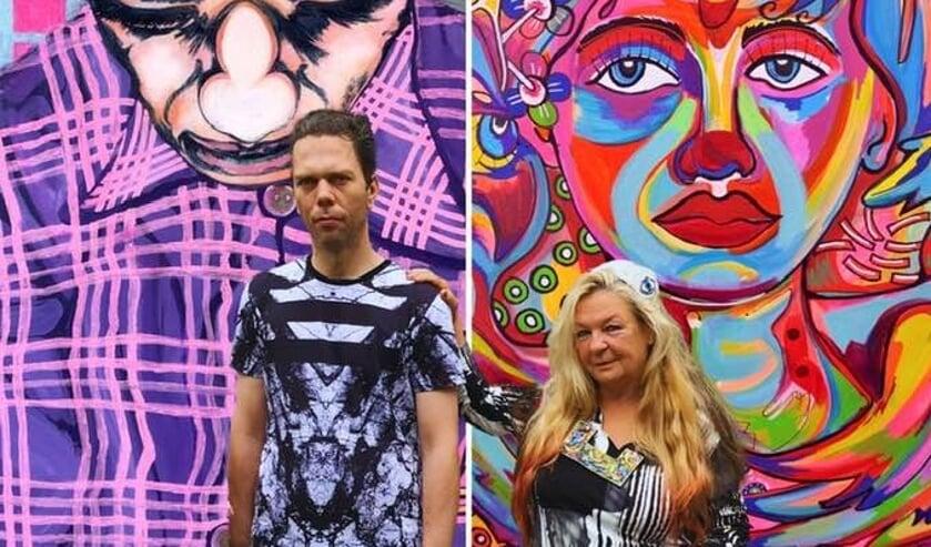 <p>Gino &amp; Zippora Meijer</p>