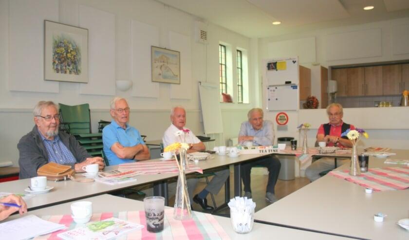 <p>De keuken van De Hofkerk; nieuwe stamtafel voor deze gezellige, laagdrempelige ontmoeting voor Oldenzaalse heren.&nbsp;</p>