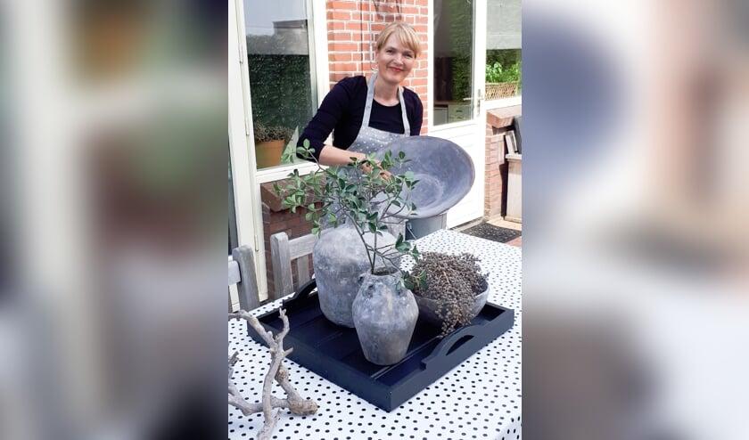 <p>Karin van den Berg.</p>