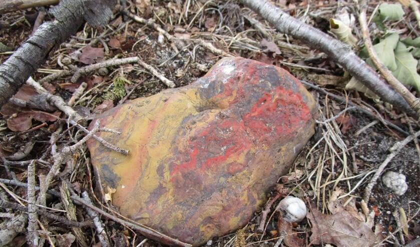 <p>Ook een mooie steen gevonden? Laat deze door stenoloog Martin Doorman determineren!</p>