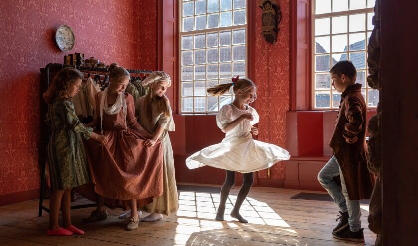 <p>Kinderen bezoeken de Oldenzaalse musea het Palthe Huis, De Pelgrim en De Hofnar gratis deze zomer.</p>