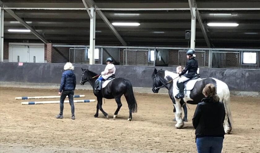 <p>Paardrijden is gezond, gezellig en geeft zelfvertrouwen. Helaas is het niet vanzelfsprekend voor mensen met een beperking.</p>