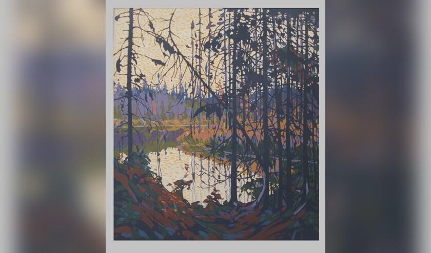 <p>Ren&eacute; de Kok heeft als schilderijenexpert van het Stedelijk Museum Almelo een expositie samengesteld.</p>