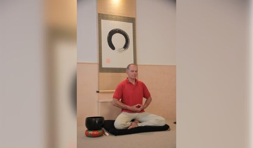<p>Harry Mengers, zenleraar en oprichter van Zen.nl Nijverdal</p>