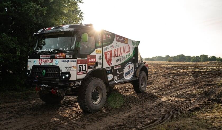 <p>Het Almelose Riwald Dakar Team is druk aan het testen voor de nieuwe editie van Dakar. Foto&#39;s: Kenzo Que / Riwald Dakar Team</p>