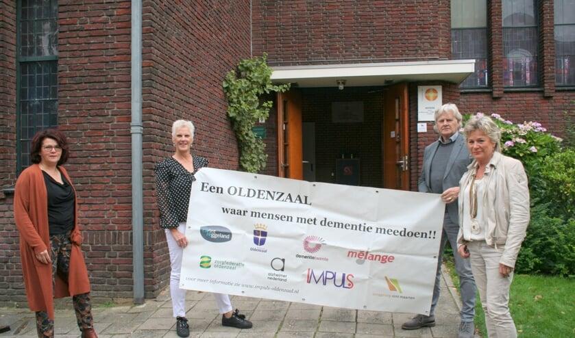 <p>Samen zetten zij zich in voor een mooi Oldenzaal waar ook mensen met dementie volwaardig mee kunnen doen.</p>