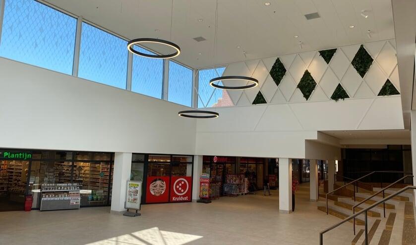 <p>Het plein in winkelcentrum Vijfhoek Oldenzaal wordt gebruikt voor de festiviteiten.</p>