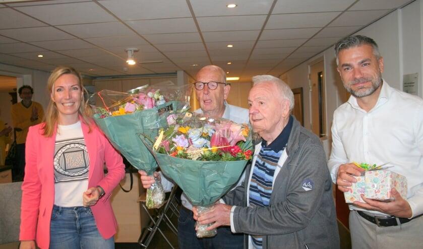 <p>Bijzonder: niet &eacute;&eacute;n maar twee Beste Buren in Oldenzaal. Zij zetten zich in voor de bewoners van het wooncomplex De Walgaarden.</p>