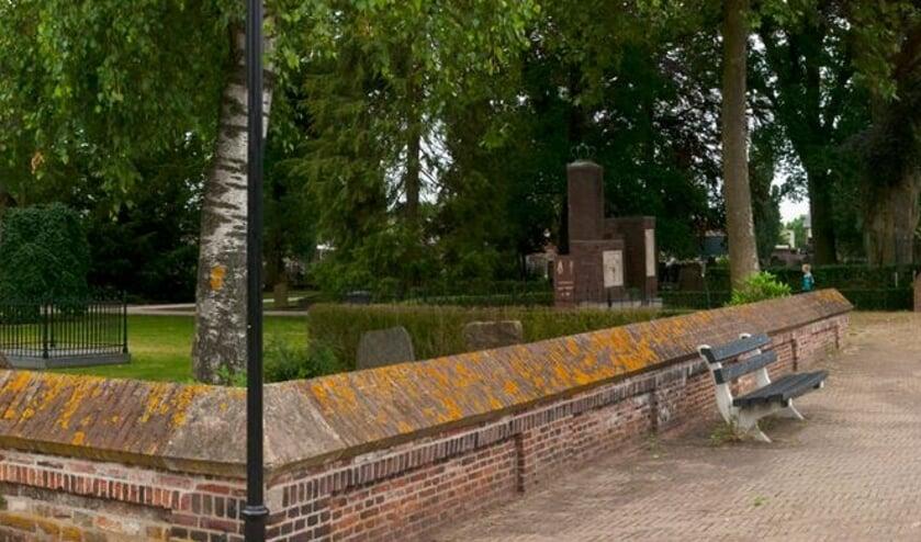<p>RIJSSEN - De website van de Oude Begraafplaats op de hoek Lentfersweg-Oranjestraat is gereed.</p>