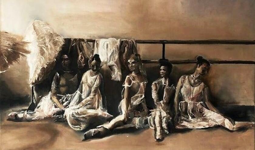 <p>Naast de animatiefilm &#39;Memories&#39; zijn er bij de Historische Kring Wederden ook twee schilderijen van Milou Laroussiyen te zien tijdens de Week van de Amateurkunst.</p>