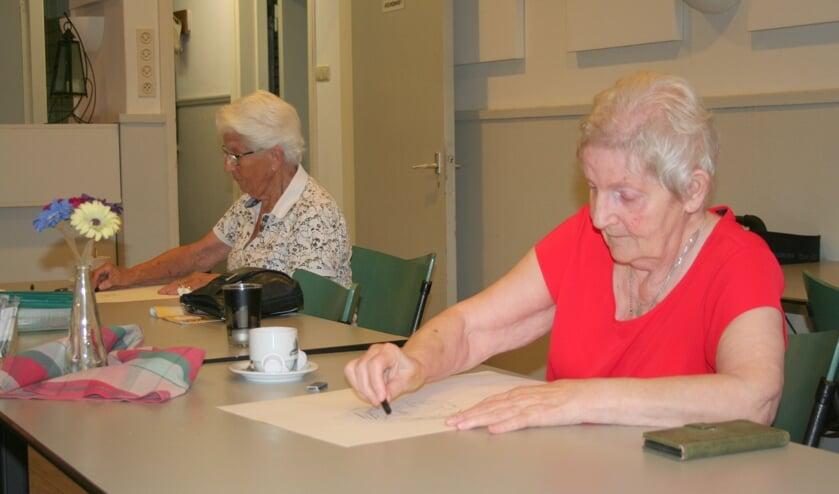 <p>De deelnemers aan de Kunstbrouwerij. </p>