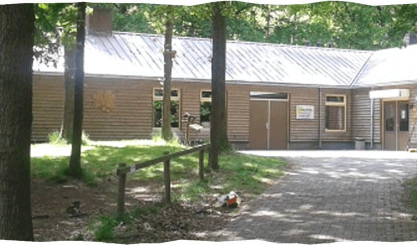 <p>Scoutinggebouw St Jorisborch, het honk voor de scouts van B.E. St. Joris.</p>