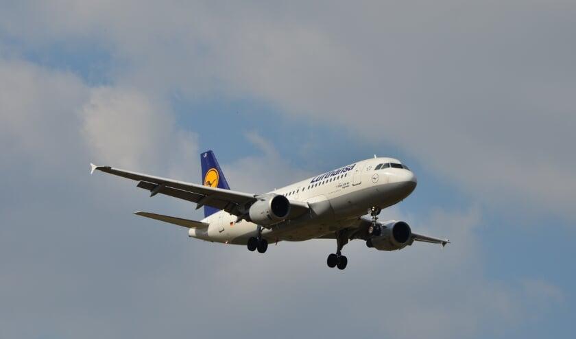 <p>Airbus A319 van Lufthansa; &eacute;&eacute;n van de types waarmee getest zal worden komende week.</p>