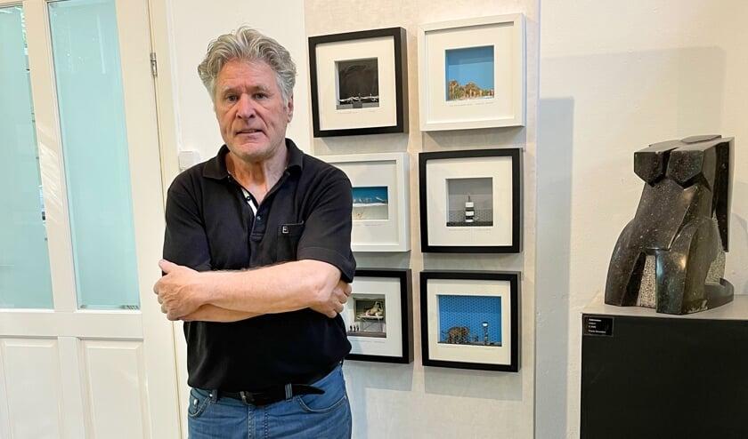 <p>&nbsp;John Reinders vindt het belangrijk, dat zijn werk iets teweeg brengt. ''Hij laat het over aan de kijker'', aldus Galerie Herengracht 20.</p>