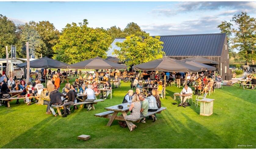 <p>Het Out of Town festival smaakt naar meer. (Foto: Willy Gout)</p>