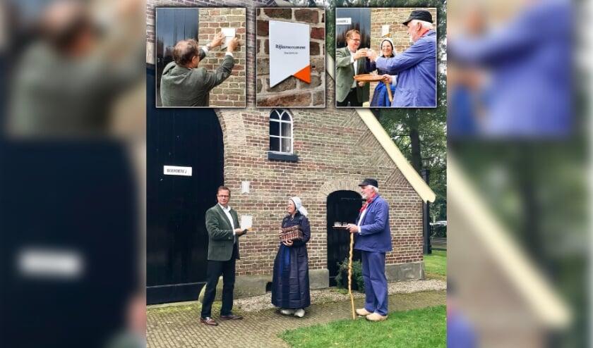 <p>Afgelopen weekend deed Museumboerderij Wendezoele voor het eerst mee met de Open Monumentendagen. Een ideale manier om bezoekers kennis te laten maken met de bijzondere historische plekken.</p>