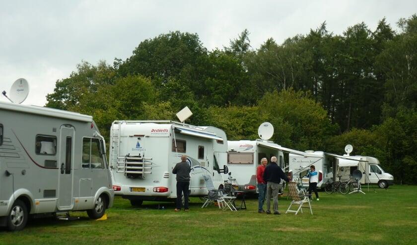 <p>Camperclub &lsquo;de Kueklkoare&rsquo; gaat 16 tot en met 20 september &#39;camperen&#39; in de buurt van Denekamp.</p>
