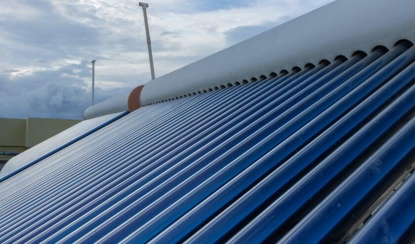<p>De zonneboiler; &eacute;&eacute;n van de vele mogelijkheden voor kleinere ondernemers om energie te besparen. Een nieuwe subsidie moet dit soort investeringen stimuleren.</p>