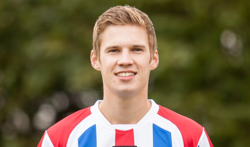 Roel Gebbinck van Ulftse Boys liep vorig seizoen net de winst van het klassement mis. Gisteren bezorgde hij zijn team de winst van de eerste periode. (foto: PR Ulftse Boys)