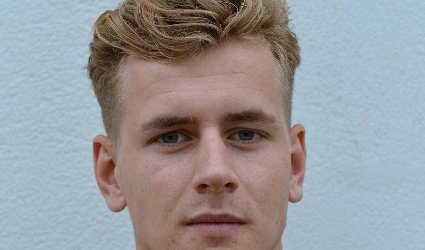 Jesse Ikink (VV Terborg). (foto: Gerrit van Dijken)