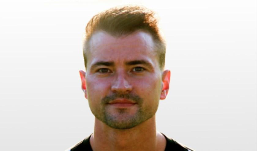 Jaël Krosse (Silvolde) scoorde twee keer in de gewonnen uitwedstrijd tegen Heerenveen. De Silvoldenaar stormt de top-10 binnen. (foto: Jos Overgoor, www.sportclubsilvolde.nl)