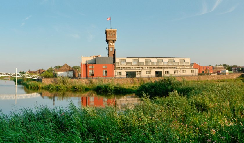 DRU Industriepark. (foto: DRU Cultuurfabriek)