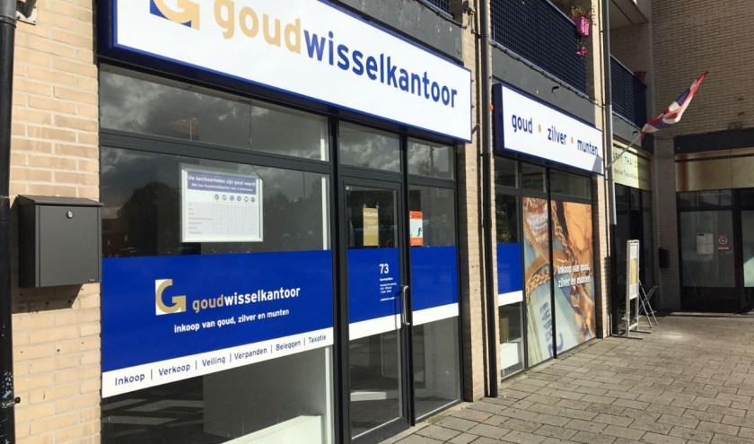 Sinds 3 oktober kunnen ze hiervoor terecht bij Goudwisselkantoor Ede aan de Telefoonweg 73.