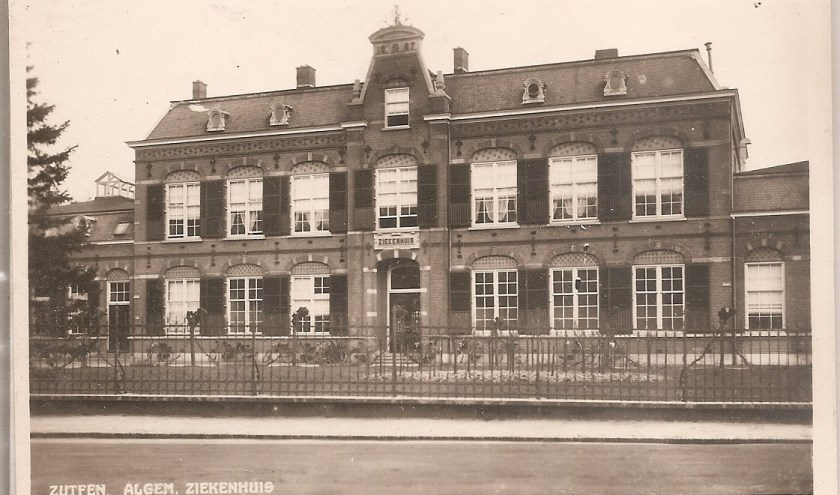 Het algemeen ziekenuis aan de Coehoornsingel in Zutphen.