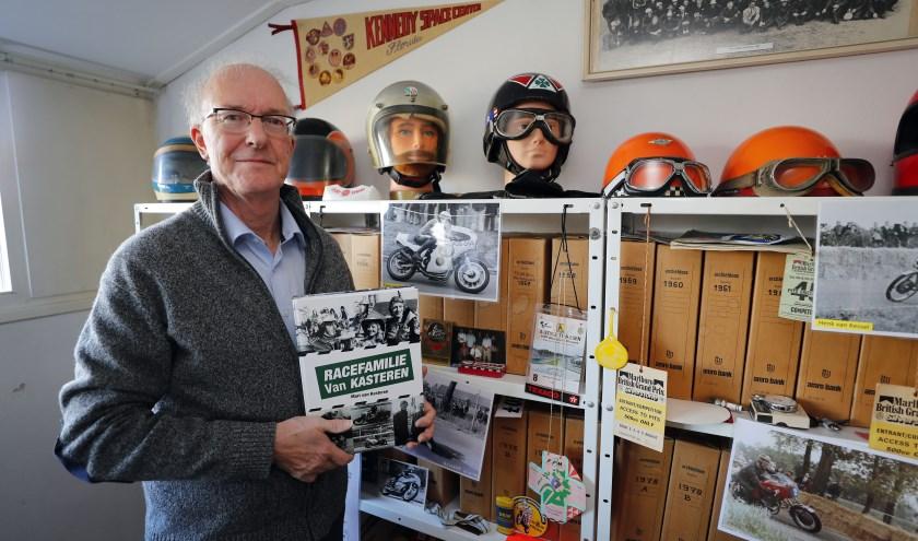 Zestig Plus Echt Wel Ik Heb Op Zolder Een Motorracemuseum