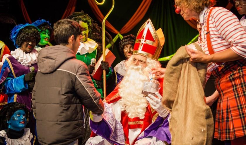 Sinterklaasfeest is er voor iedereen. (foto: PicMaickel)