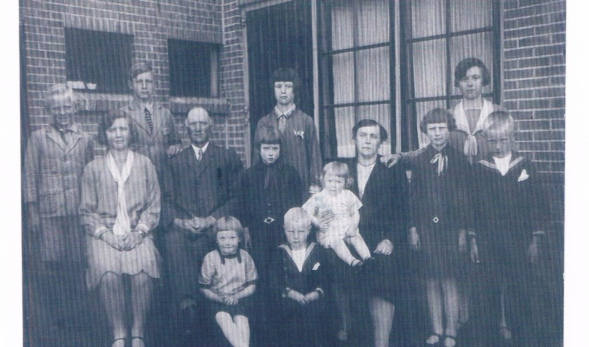Nazaten van de familie Bakker zijn nu nog bekend van de winkel 'Hems-Bakker' in Oirschot.