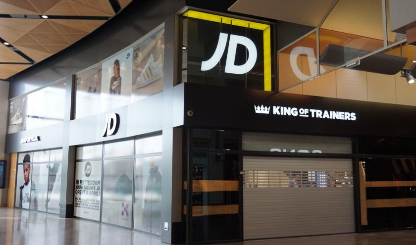 Feestelijke opening JD Sports, The King of Sneakers | De