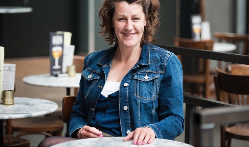 Astrid Honcoop van Honcoop Design. Al tien jaar succesvol in grafisch design!