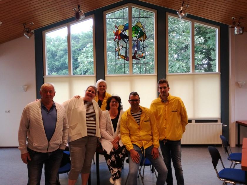 Het goede doel van de Heideloop 2017 is de Vereniging Dorpsgemeenschap Vierhouten.