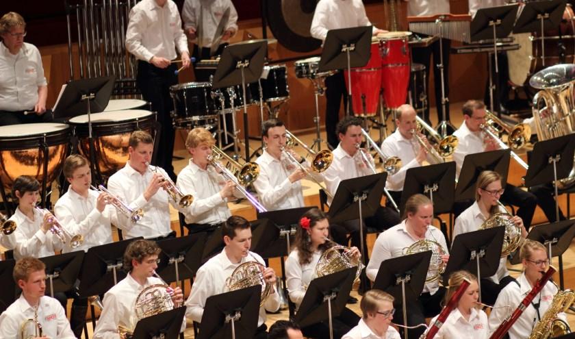 Studenten Harmonie Orkest Twenteverzorgt zaterdag 17 juni een veelzijdig concert op de campus van de Universiteit Twente.