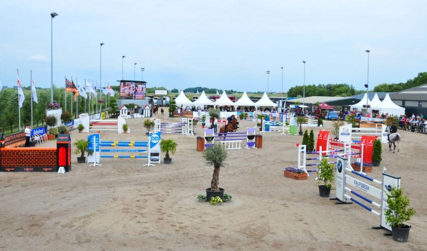 Manege de Prinsenstad is elf dagen lang de place to be voor iedereen die van paardensport houdt.