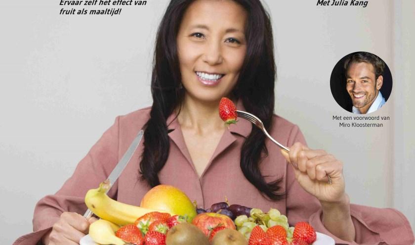 Na een lang gevecht tegen overgewicht en eetstoornissen gooide Julia Kang het roer radicaal om. Ze eet nu alleen nog maar natuurlijk eten en vermijdt chemische stoffen. (foto pr)